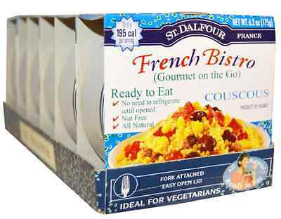 New St Dalfour French Bistro Gourmet On The Go Couscous Daily Care Healthy Foods