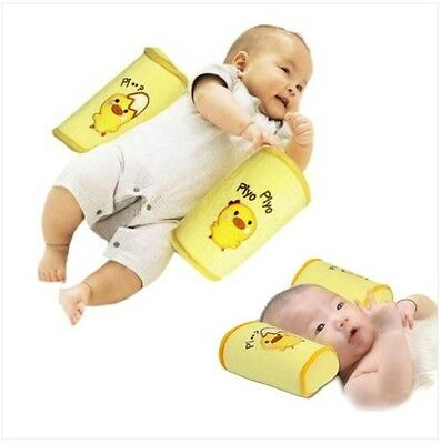 Unisex Safe Baby Anti Roll Pillow/ Safe Sleep Positioner Adjustable