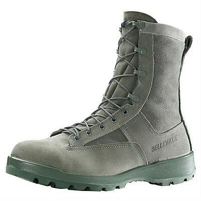 New Us Belleville 675St Extreme Cold Weather Goretex Combat Boots Uk 9. Sage.