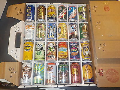 """Micro beer cans #1   """"pick 5"""""""