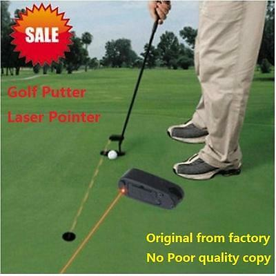 Laser Practice Pointer for Putters