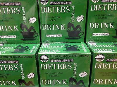 3 X Packs Uncle Lees Teas Dieters Tea for Weight-Loss & Diet - FAST DELIVERY!!