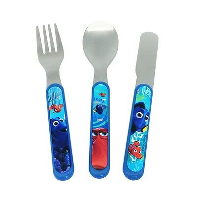 Finding Nemo Dory 3pc Cutlery Set