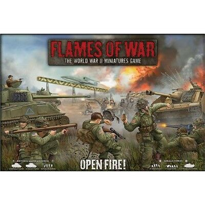 Flames Of War Battlefront Game (grey)