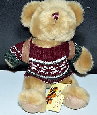 THE TEDDY COLLECTION-HENRY the HIKER with TAG