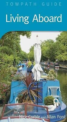 Living Aboard by Nick Corble Paperback Book (English)