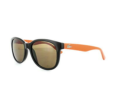 Lacoste Kids Sunglasses L3603S 001 Black Orange Brown