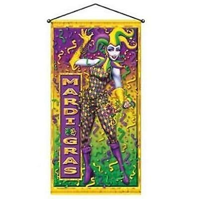"Mardi Gras Door/Wall Panel 30"" x 60"""