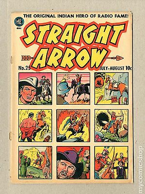 Straight Arrow (1950) #25 GD 2.0 LOW GRADE