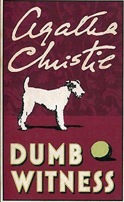 Poirot - Dumb Witness by Agatha Christie | Paperback Book | 9780007120796 | NEW