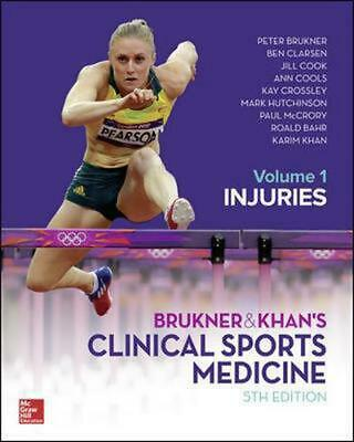 Brukner & Khan's Clinical Sports Medicine: Injuries, Vol. 1 by Peter Brukner Har