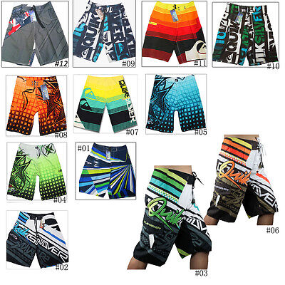 Men's Casual Shorts Swimming Surf Boardshorts Surfing Pants Surfers Beach Shorts