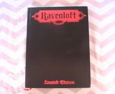 Advanced Dungeons & Dragons D&D Ravenloft Limited Edition Hardcover 1587 of 3000