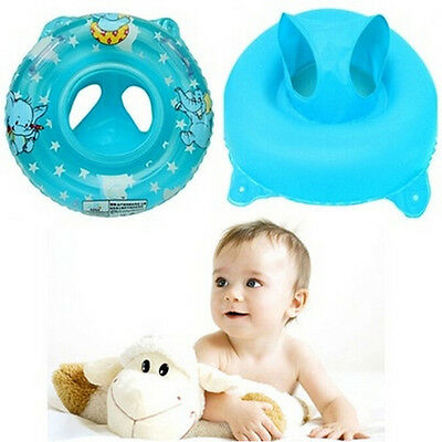 Baby Child Inflatable Pool Water Swimming Toddler Safety Aid Float Seat Ring DSU