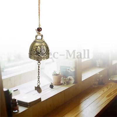 Chinese Wind Chimes Bells Lucky Feng Shui Hanging Yard Garden Outdoor Decor Gift
