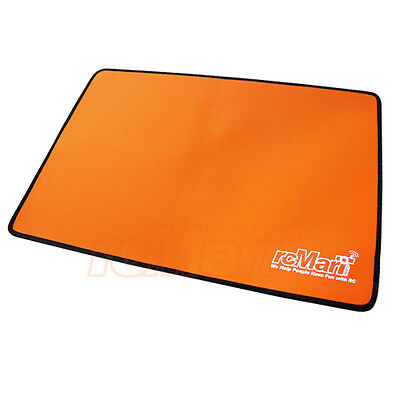 rcMart Pit Mat Orange 62x42cm RC Car Buggy Crawler Drift Touring Truck #PID69781