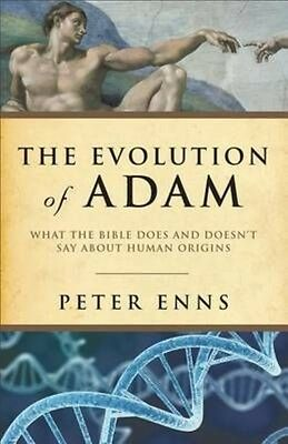 The Evolution of Adam by Peter Enns Paperback Book (English)