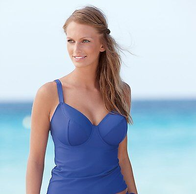 76265f99bb BRAVISSIMO SW284 BRAVISSIMO Amalfi Swimsuit In Navy Or Cobalt Rrp ...