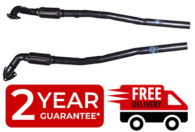 Vauxhall Zafira 1.6 16V MPV 2005 Onwards Exhaust Front Flexi  Pipe-GM512A