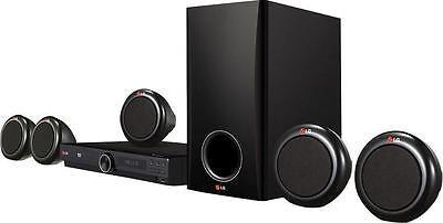 Lg - DH3140S - 5.1 Dvd Home Theatre System, 300w