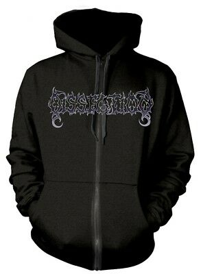 Dissection 'Storm Of The Lights Bane' Zip Up Hoodie - NEW & OFFICIAL!