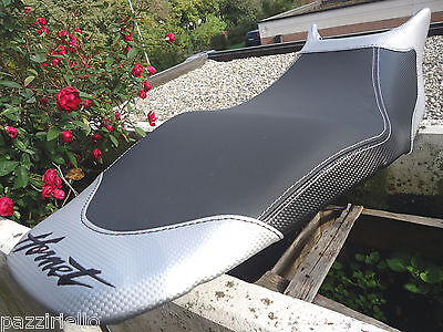 SADDLE COVER HONDA SEAT COVER SEAT COVER MOTO Personalized HORNET 600 Carbon
