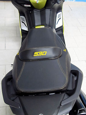 Set Saddle Cover Tmax 530 Seat Cover Seat Cover Moto Personalized Yamaha T Max
