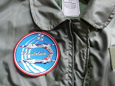 Patch aviation THUNDERBIRDS Patrouille US Air Force F-16 Falcon Rare