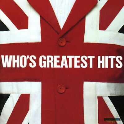 The Who - Greatest Hits [New CD] Canada - Import