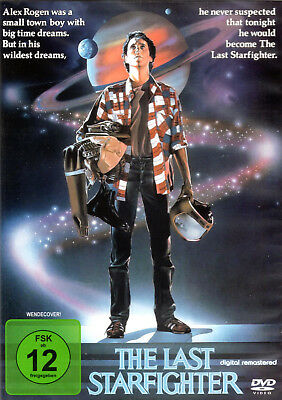 The last Starfighter , original Wendecover ,uncut , DVD ,digital remastered ,new