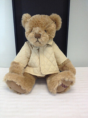 Burberry Stuffed Bear