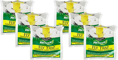 6 ct multipack Rescue! Disposable Fly Trap