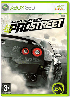 Xbox 360 - Need for Speed ProStreet **New & Sealed** Official UK Stock