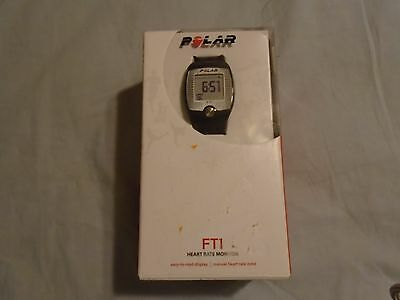 New Polar FT1 Heart Rate Monitor