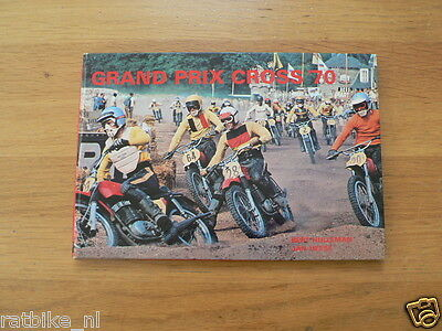 1970 Grand Prix Cross Uitgave Peters All Races All Results Motocross Mx