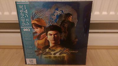 Shemnue Vinyl OST Limited Edition Brand New Sealed