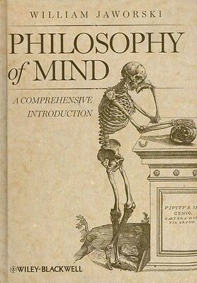Philosophy of Mind by William Jaworski Hardcover Book (English)
