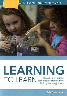 Learning to Learn by Sally Featherstone Paperback Book