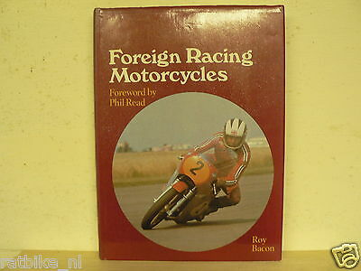 Foreign Racing Motorcycles, Bacon,Read,Haynes,Urs,Mv