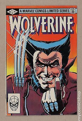 Wolverine (1982 Limited Series) #1 VG/FN 5.0
