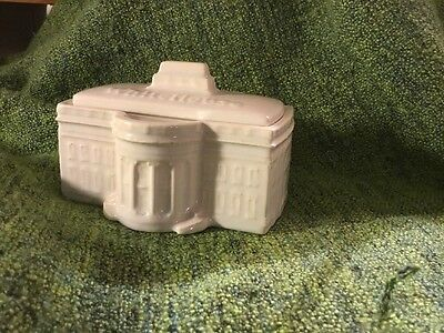 Jellybean Whitehouse Pottery Canister