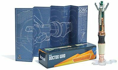 The Wand Company WRC11015 Twelfth Doctor's Sonic Screwdriver Universal Remote Co