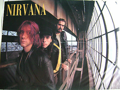 Nirvana Poster Double Sided