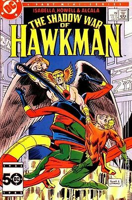 Shadow War of Hawkman (1985) #3 VG LOW GRADE