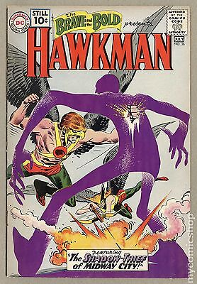 Brave and the Bold (1955 1st Series DC) #36 VG/FN 5.0