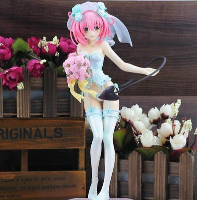 Anime TO LOVE-RU Momo Belia Deviluke 1/6 PVC Painted Figure Toy Collectibles New