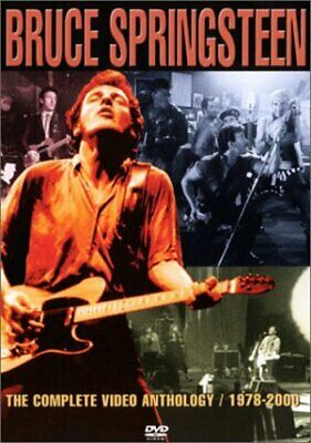[Dvd Ntsc/1 New] Bruce Springsteen: The Complete Video Anthology - 1978-2000