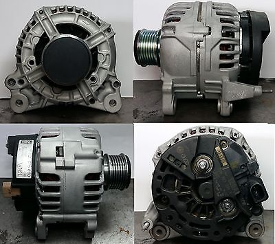 Alternatore Valeo 12V 120 Ah VW Golf IV, Polo, Audi A3/TT Garanzia 12 m