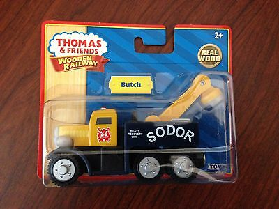 Thomas' Friend BUTCH the tow truck-NEW in pkg- Free ship from USA-