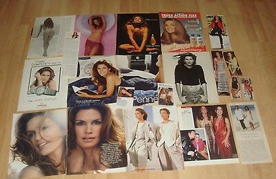 Cindy Crawford Clippings